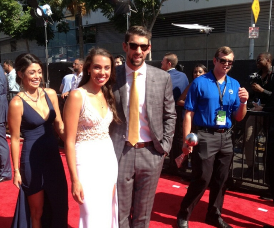 Grace Norman attends ESPY Awards